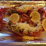马苏里拉芝士焗龙虾(美味速成)