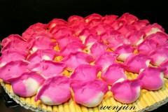 彩色饺子(节日的喜庆)