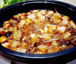 鱼羊豆腐锅