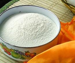 自制熟面粉