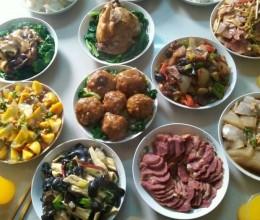 2017年宴客菜