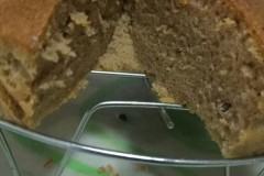 超简单的可可海绵蛋糕(普通面粉)