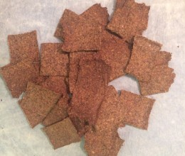 全麦亚麻籽饼干-消灭亚麻籽