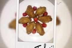 酥皮蒜香雞翅