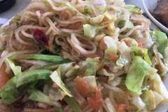 圆菜炒粉条