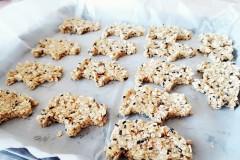 燕麦饼干(无黄油)