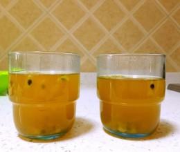 蜂蜜百香果茶