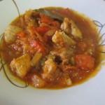 西班牙tapas—magro con tomate