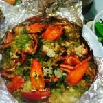 蒜茸黄油焗波士顿龙虾