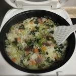 上海菜饭(咸酸饭)