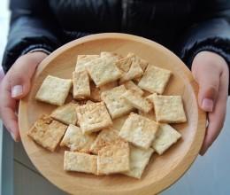 椰子油薄脆小饼(壮壮饼