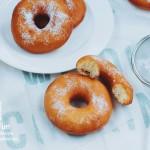 油炸甜甜圈