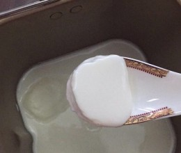 面包机版自制老酸奶
