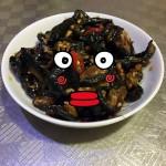 自制美味黄瓜干咸菜