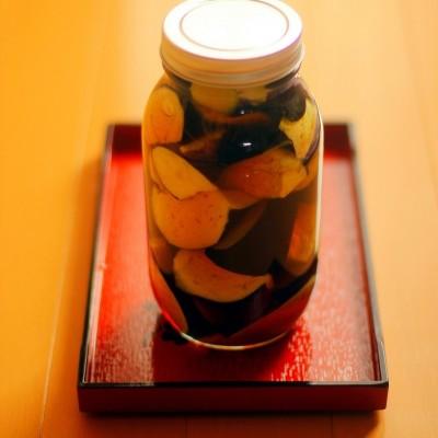 なすの漬物(日式漬茄子)