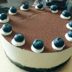 酸奶冻芝士蛋糕