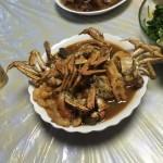 面拖蟹—北方妹子初试南方菜