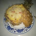 香喷喷的菠萝饭