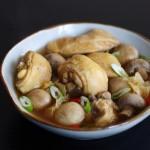 新加坡药材鸡