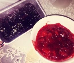 🍓蓝莓果酱&草莓果酱🍓