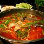 貴州酸湯魚。