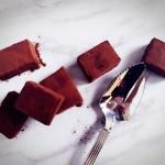 黑松露巧克力