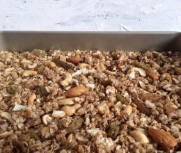格兰诺拉燕麦片