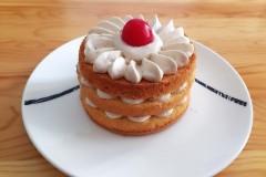 十分钟裱花蛋糕