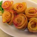 甜蜜苹果卷