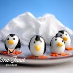 雪山企鹅萌化你