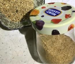 自制菌菇粉天然味精