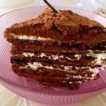 俄罗斯蛋糕