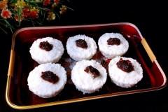 黑枣核桃小松糕