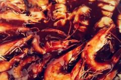 明虾鸡翅排骨三汁焖锅