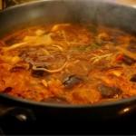 家庭番茄火锅