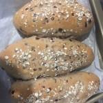 波兰种黑麦面包