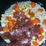 胡萝卜玉米马蹄粥