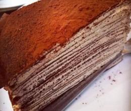 奥利奥巧克力千层的做法