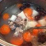 淮山猪骨汤 清甜润燥