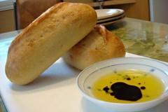 餐前面包蘸料---意大利黑醋与橄榄油