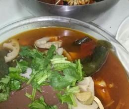 川味冒菜(六婆牛油火锅底料)