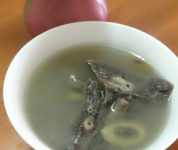 猪肺 石橄榄 橄榄汤