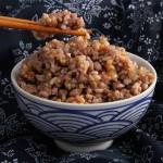 五彩米伴侣蒸饭