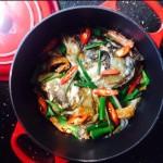 腐竹焖鱼头