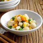 玉米鲜贝粒