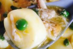蟹粉玉子豆腐