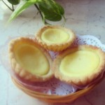 柠檬芝士蛋挞