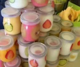 纯手工酸奶