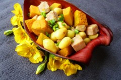 戲食記--南芋燒