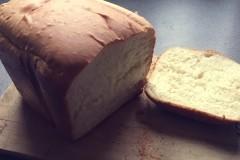 快速香软白吐司-面包机2小时